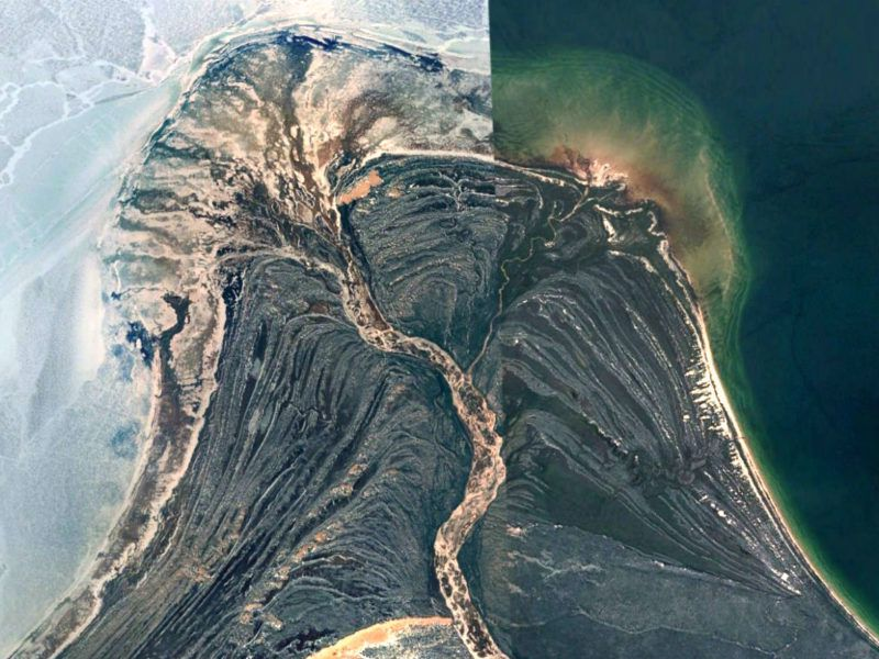 22 Awesome Google Earth Pics Explained by a Geologist