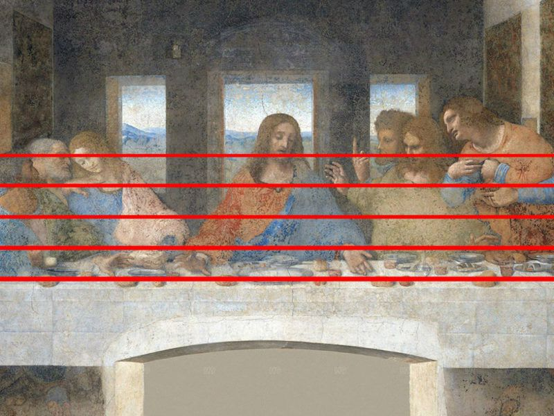 22 Pics That Reveal Hidden Secrets in Famous Works of Art