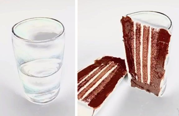 Cake Illusions That Look Too Delicious to Be True