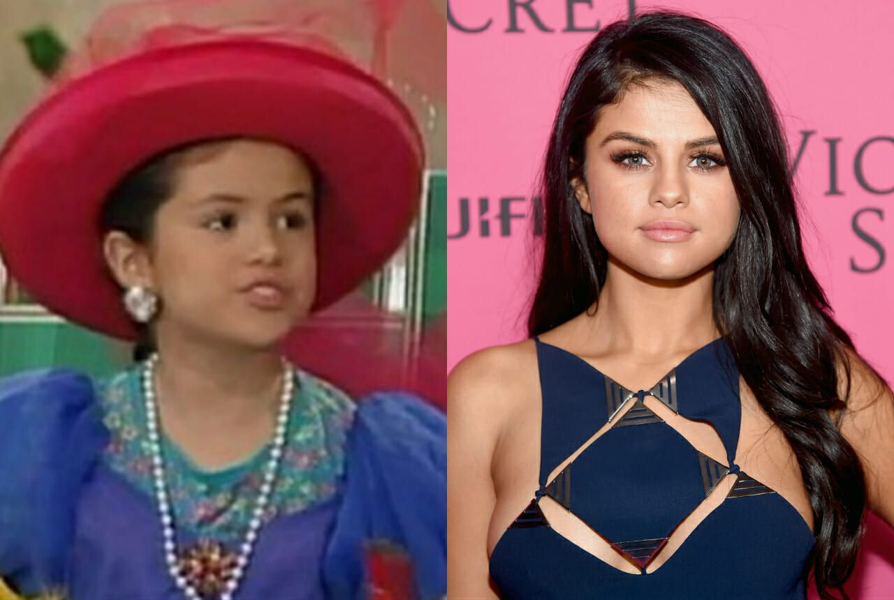 child stars who grew up hot