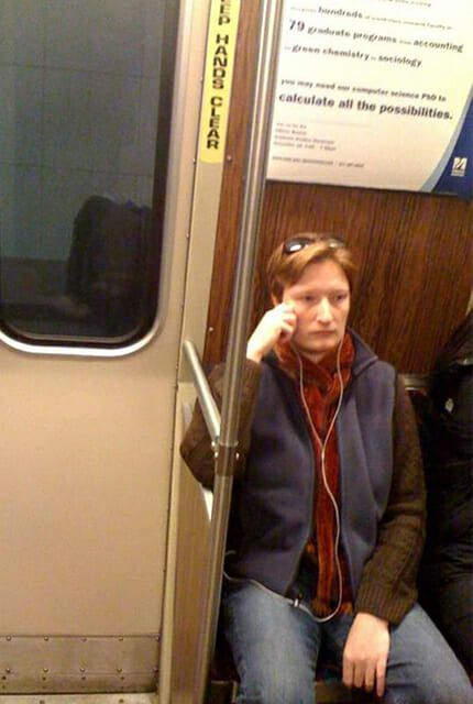 Subway Doppelgangers