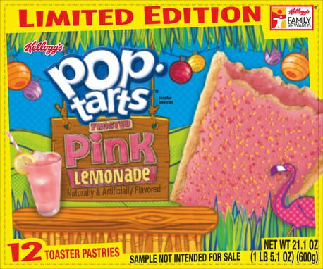 grossest pop-tarts