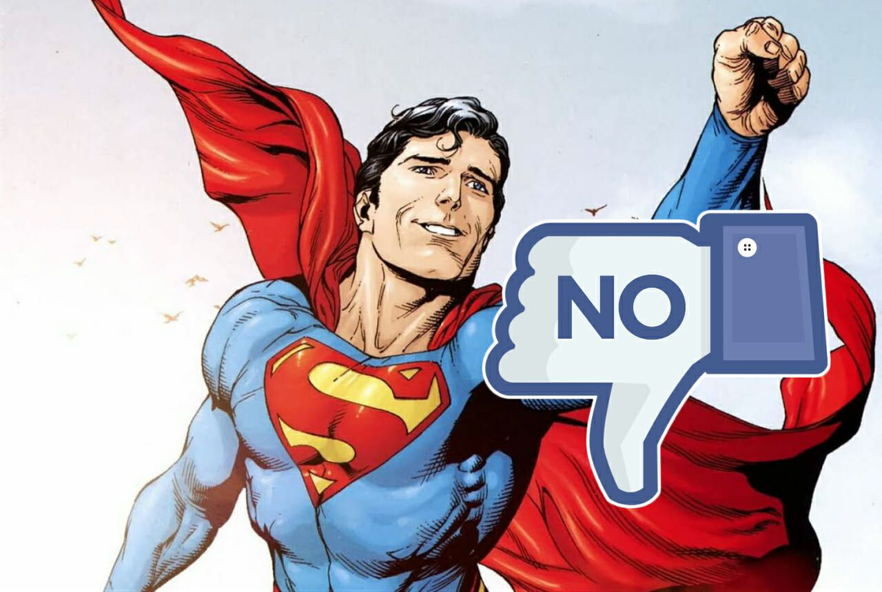 superman is a bad role model