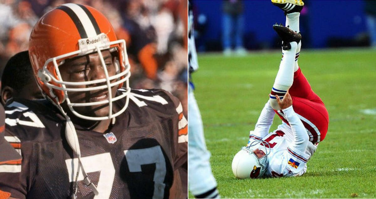 dumbest injuries in the history of professional sports