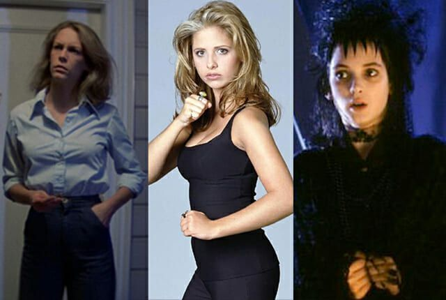 badass women in halloween movies