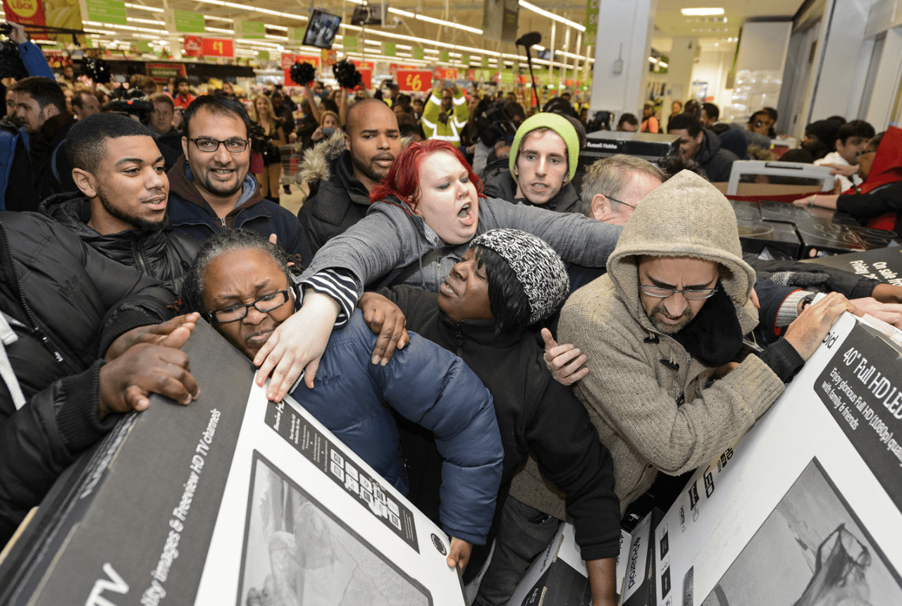 Black Friday Horror Stories That'll Make Amazon Look Amazing