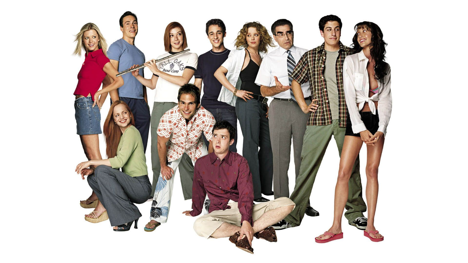 american pie cast then and now