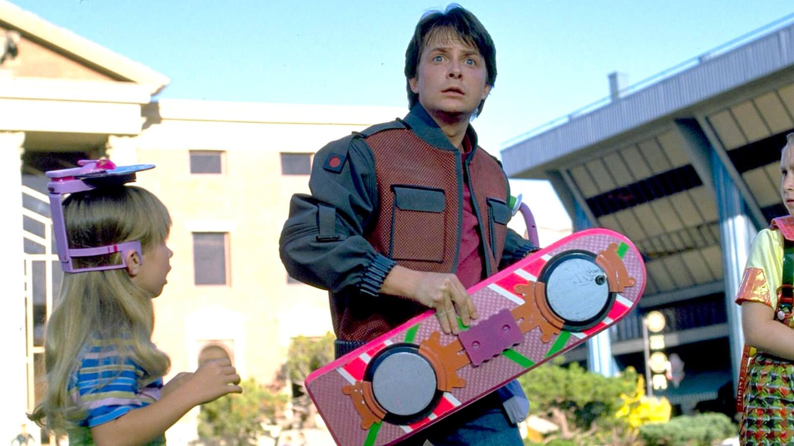 Back to the Future predictions