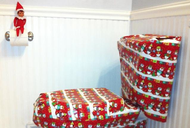 christmas pranks