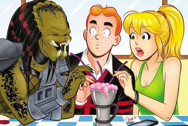 archie crossovers