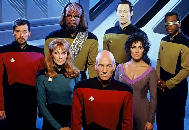 star trek: the next generation is the worst