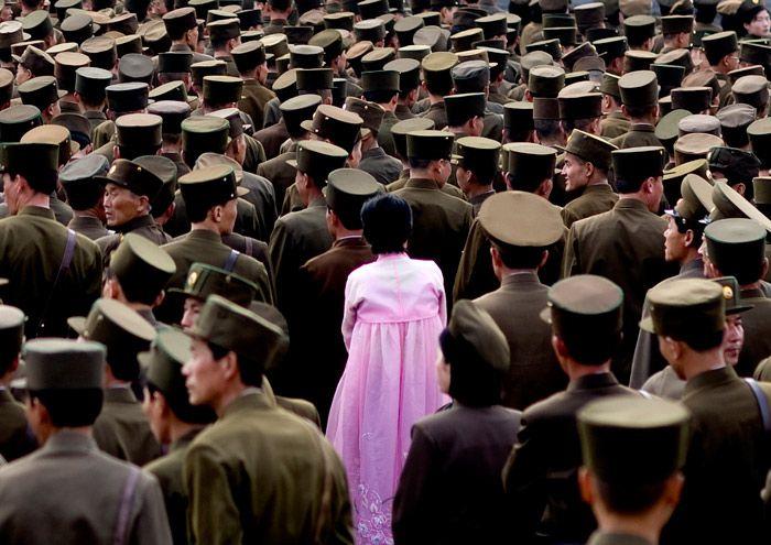 illegal north korea photos
