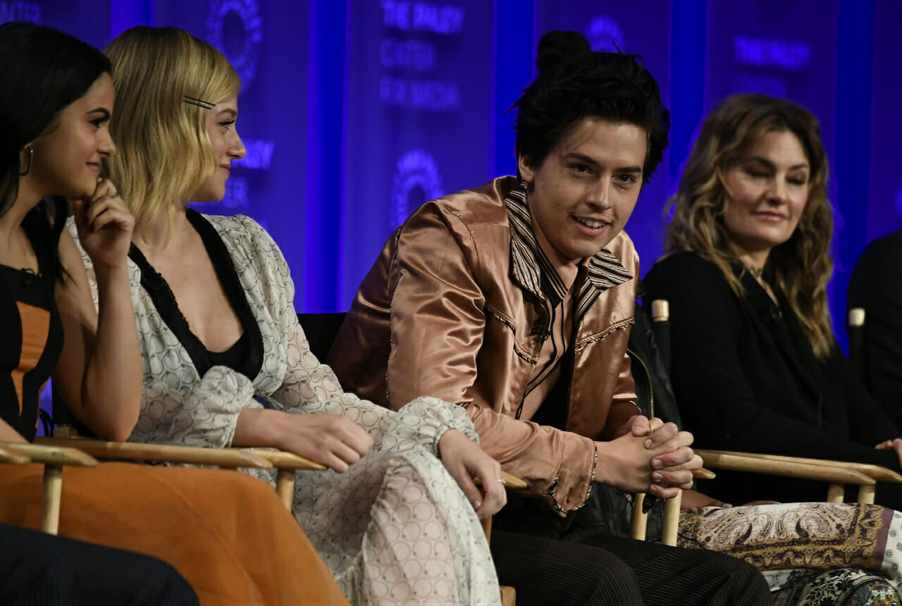 riverdale paleyfest panel