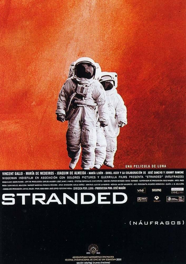 sci-fi movies set on mars