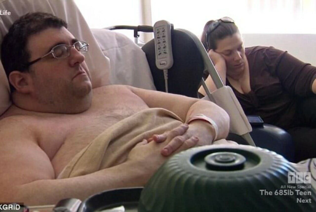 842-lb man from My 600-lb Life died of a heart attack