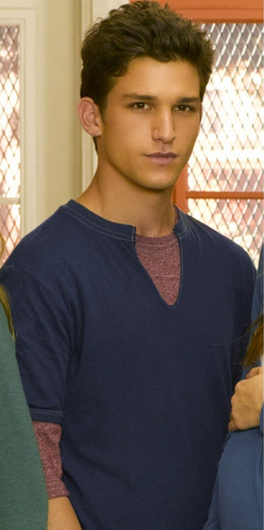 Ricky Underwood Daren Kagasoff – Was handpicked by the show's creator to portray ricky, one of the lead roles.