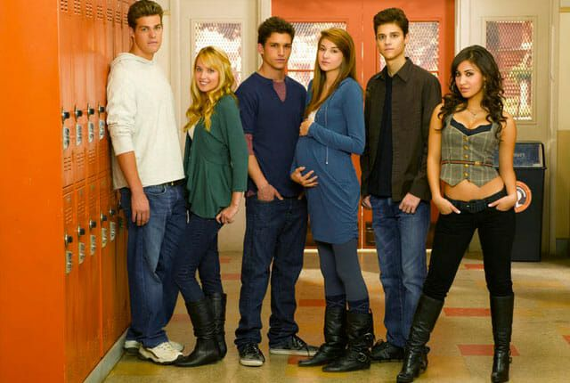 The Secret Life of the American Teenager cast