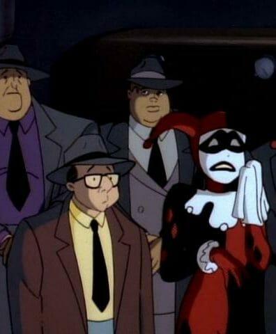 darkest batman the animated series episodes