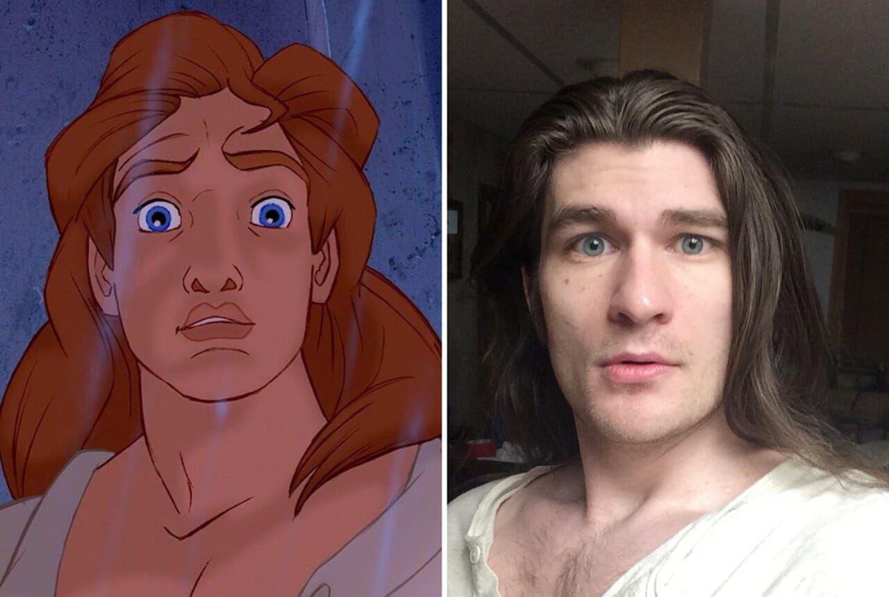 real-life Disney prince