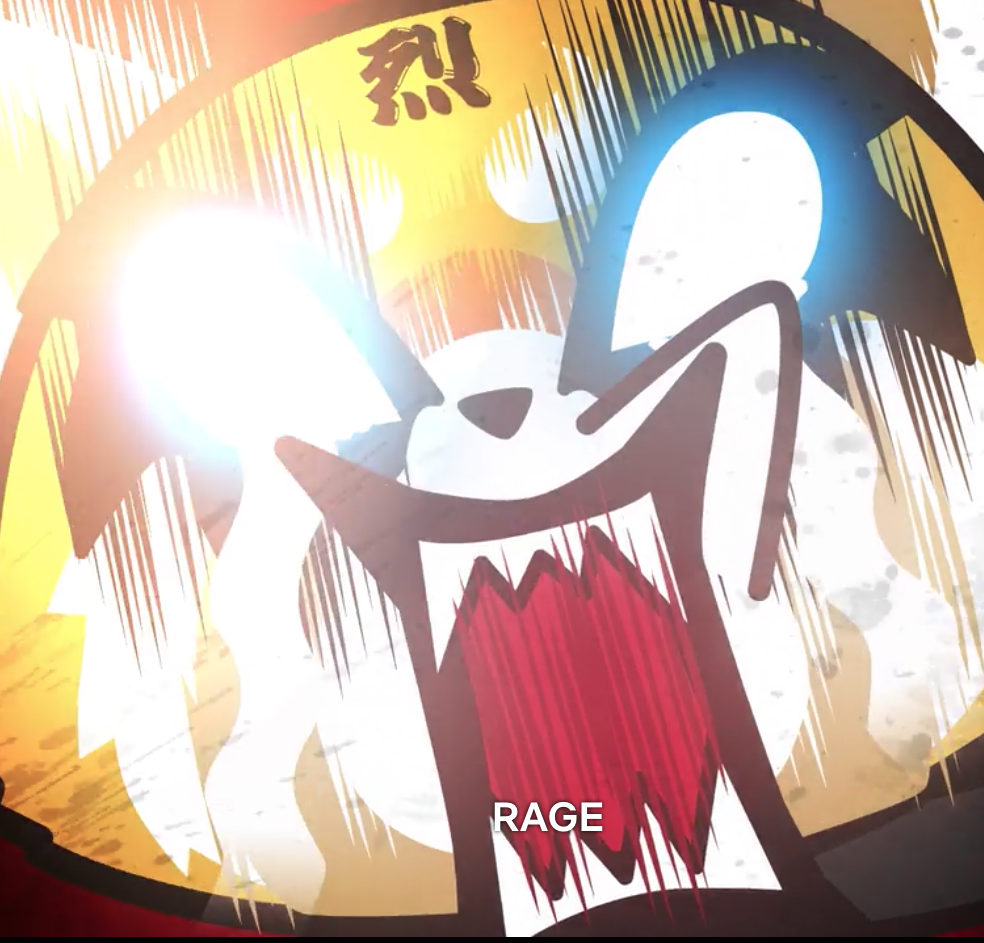 aggretsuko most metal
