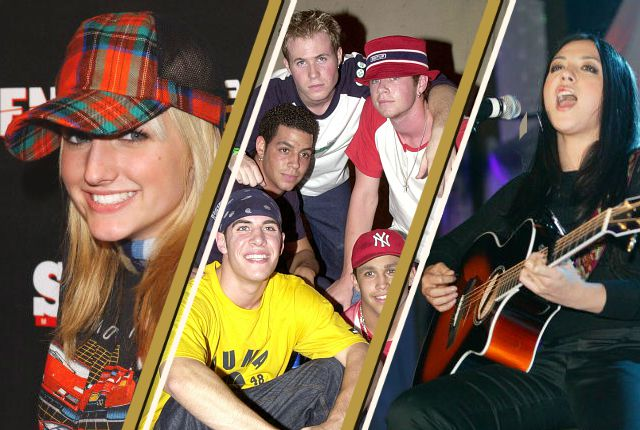 forgotten pop stars of the '00s