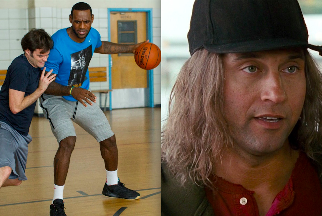 athlete cameos in movies