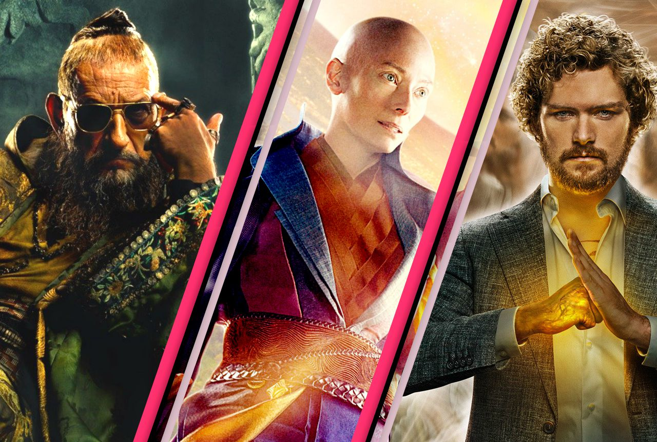 most diverse mcu movies