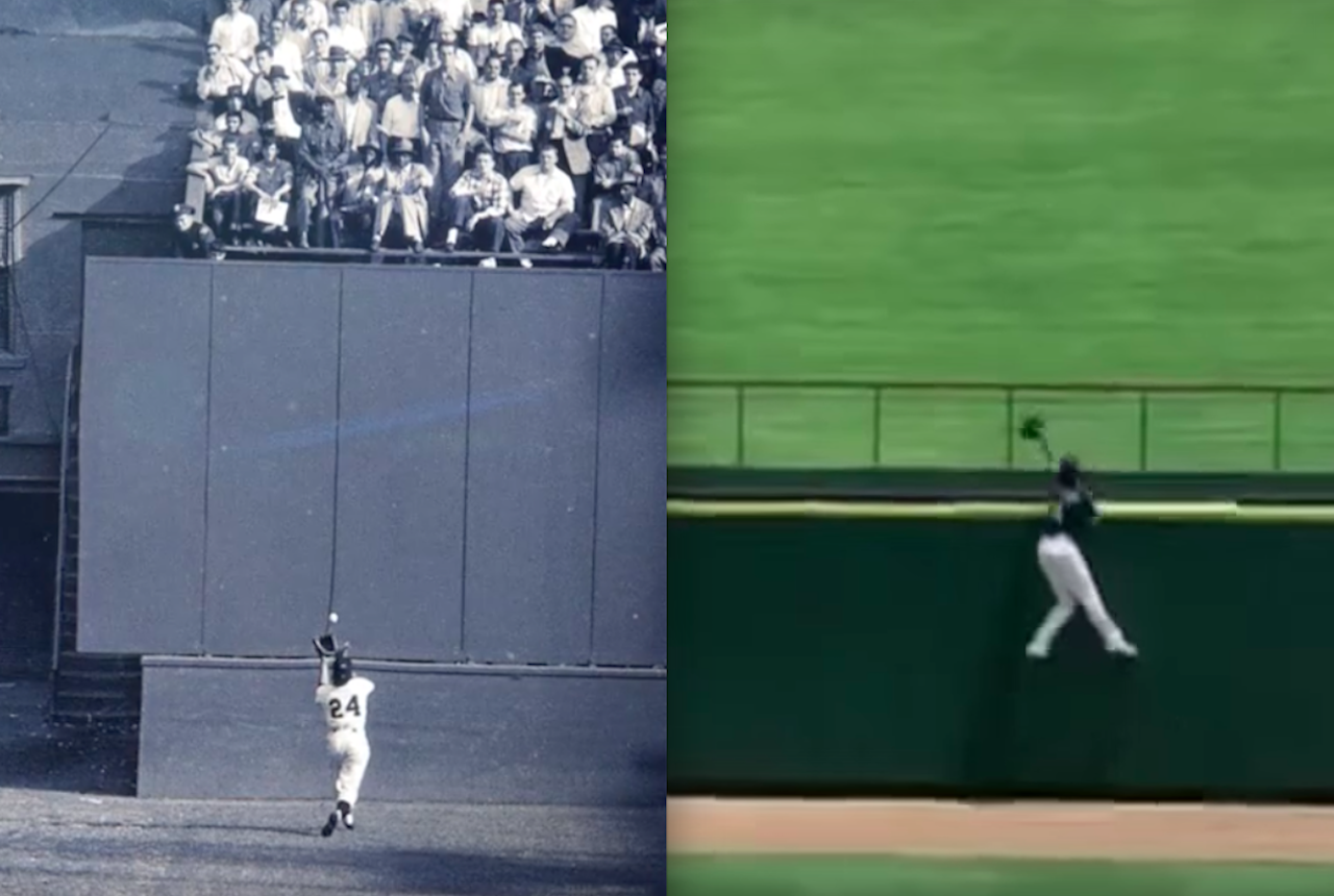 memorable catches in mlb history