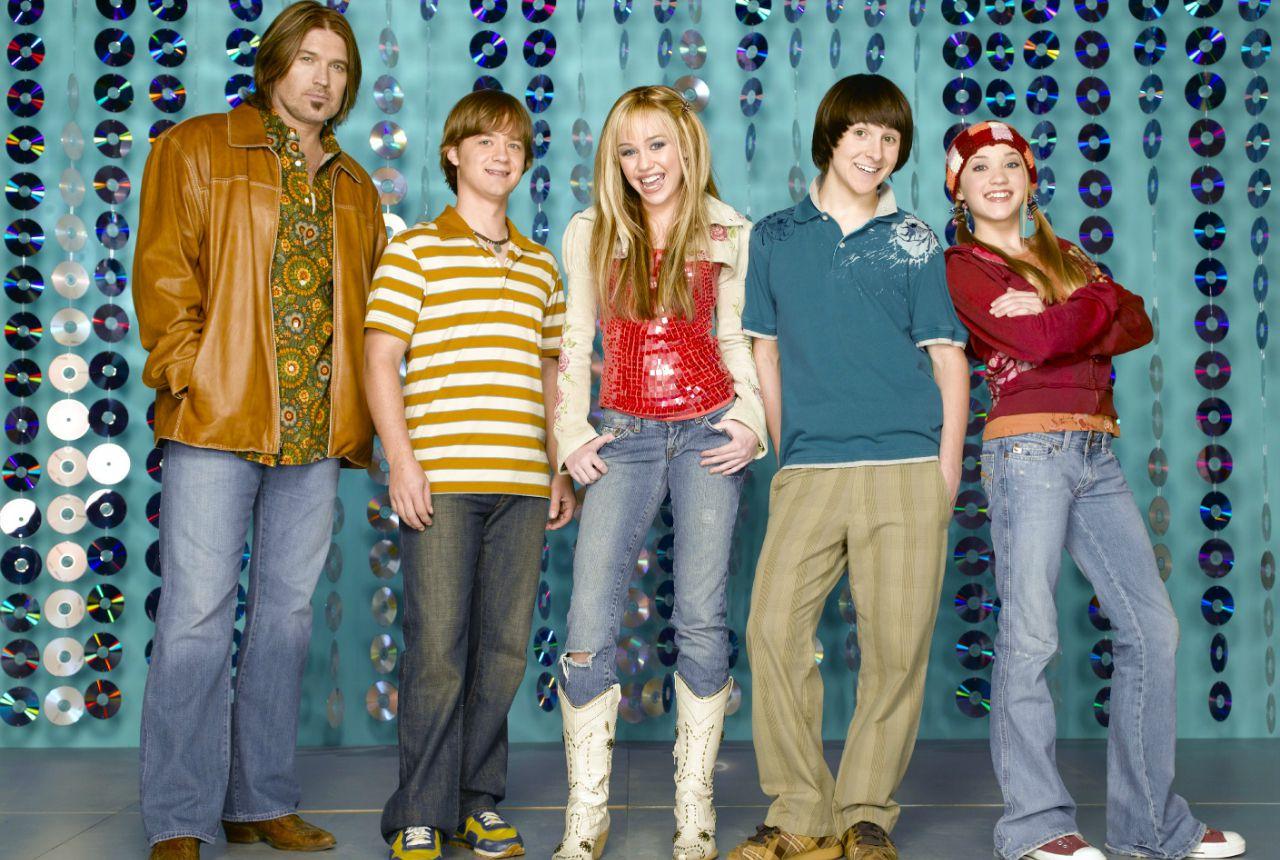 cast of Hannah Montana