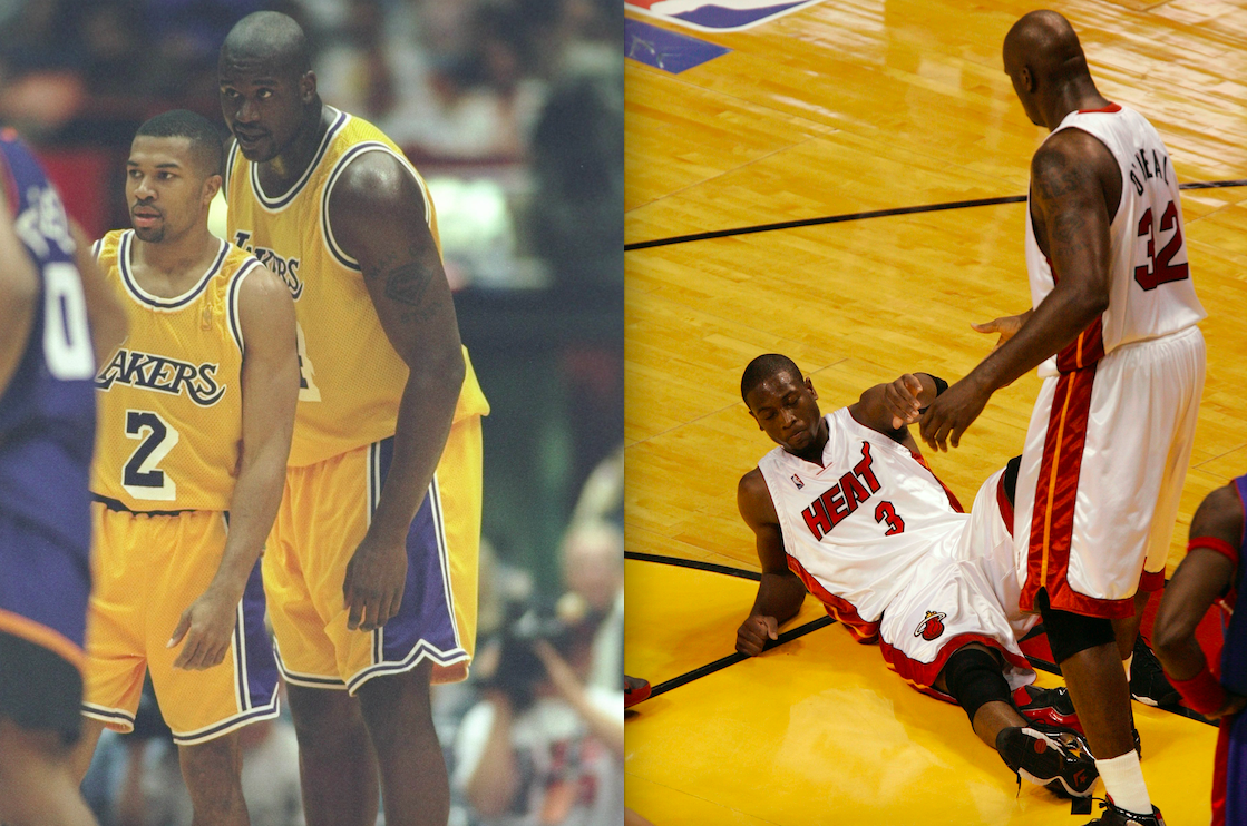 shaq's best nba finals teammates