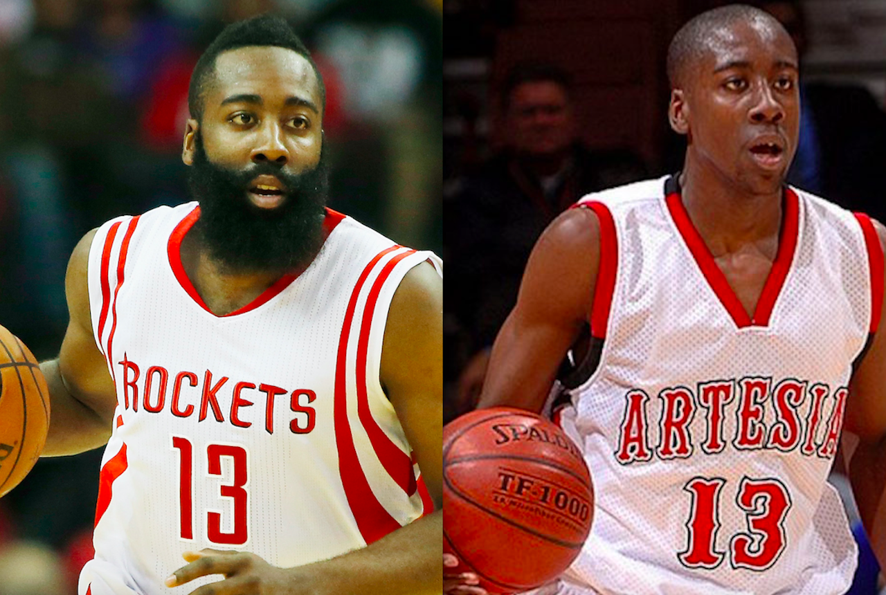 Nba Stars Then And Now What Did Famous Hoopsters Look Like