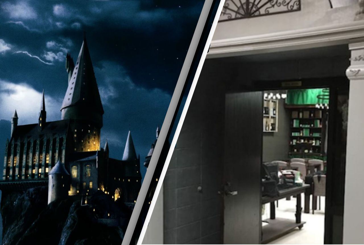 cool teachers turned their classrooms into Hogwarts