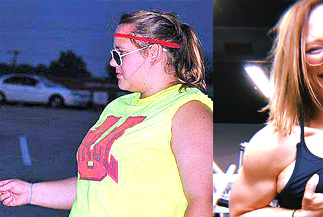plus-size student became a bodybuilding champion