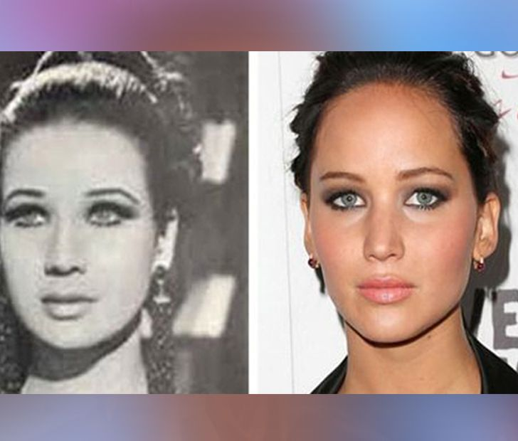 Celebs with past twins