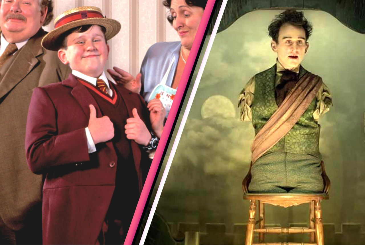 stars of harry potter then and now