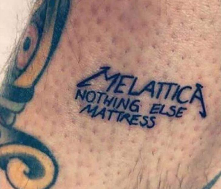 25 More Of The Worst Tattoo Fails You Will Ever See Obsev See more ideas about tattoo fails, tattoos, bad tattoos. 25 more of the worst tattoo fails you