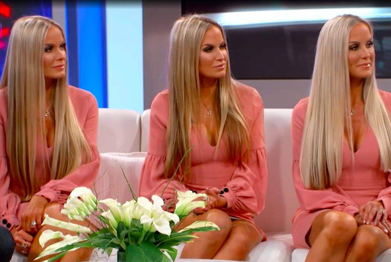 famous identical triplets took a DNA test