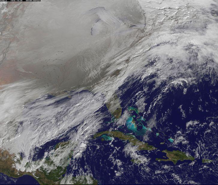 midwest polar vortex