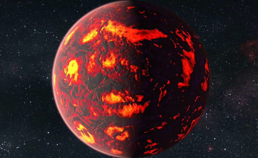 awesome alien planets