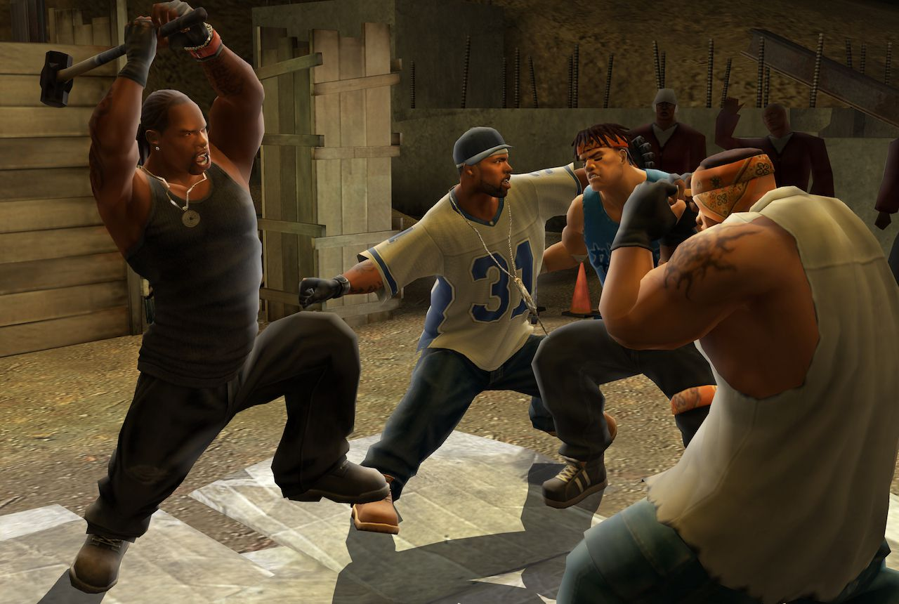 hip-hop video games