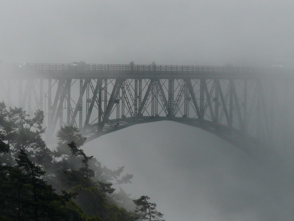scariest bridges