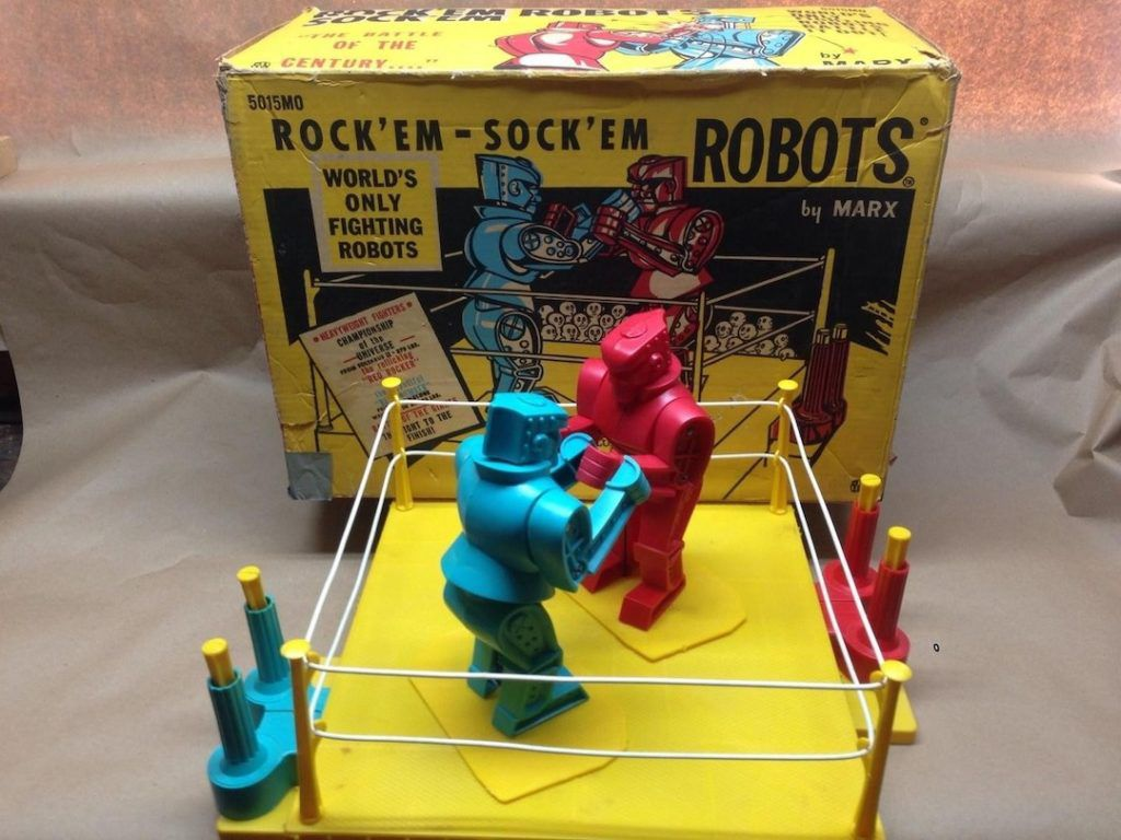The Coolest Toys of the 1960s - Obsev