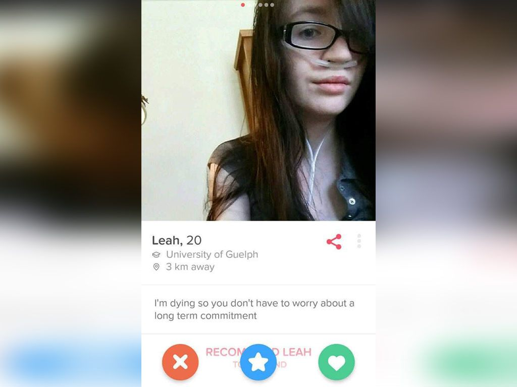 Hilarious Dating App Bios That Definitely Helped These