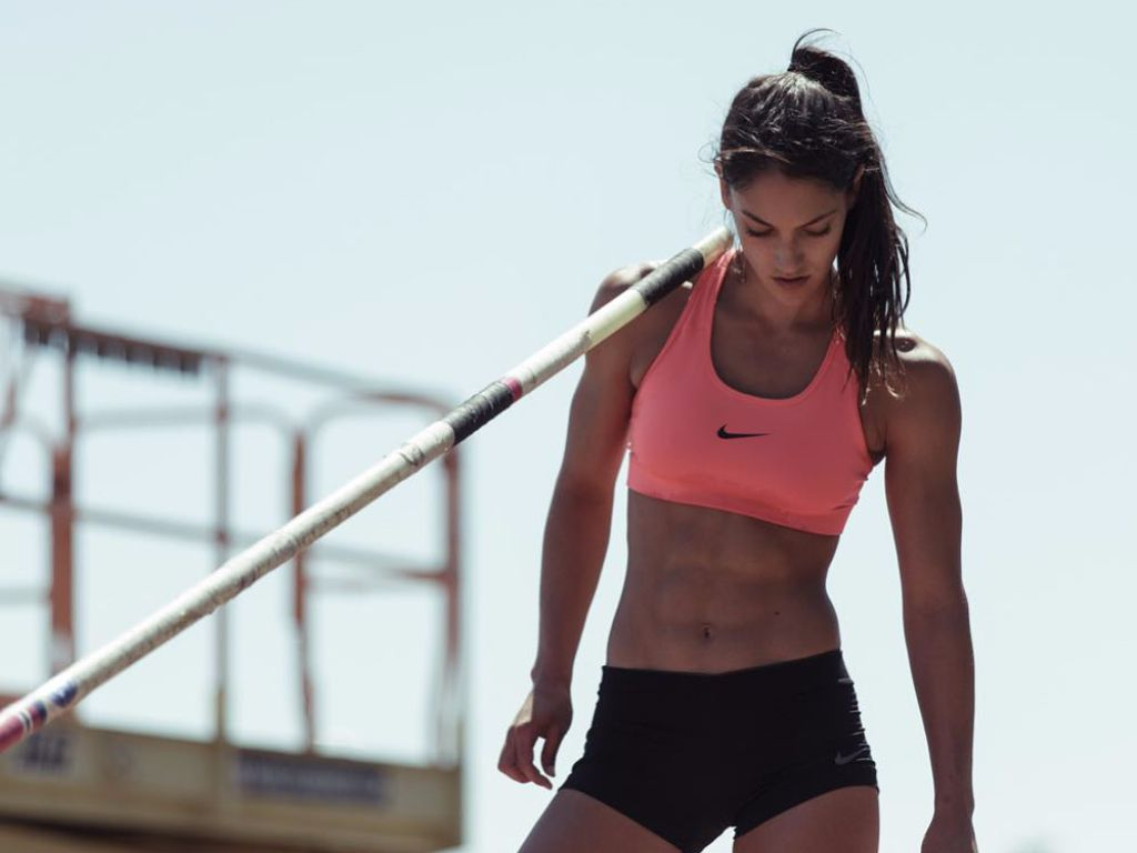 Pole Vaulting Star's Life Changed Forever Due to an Innocent Photo - Obsev