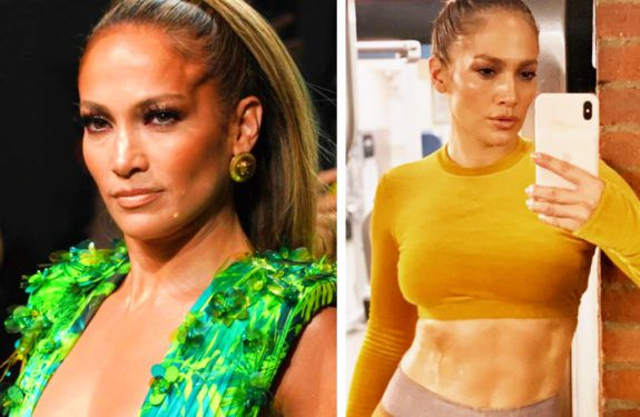 Here's Everything That Jennifer Lopez Eats In A Day