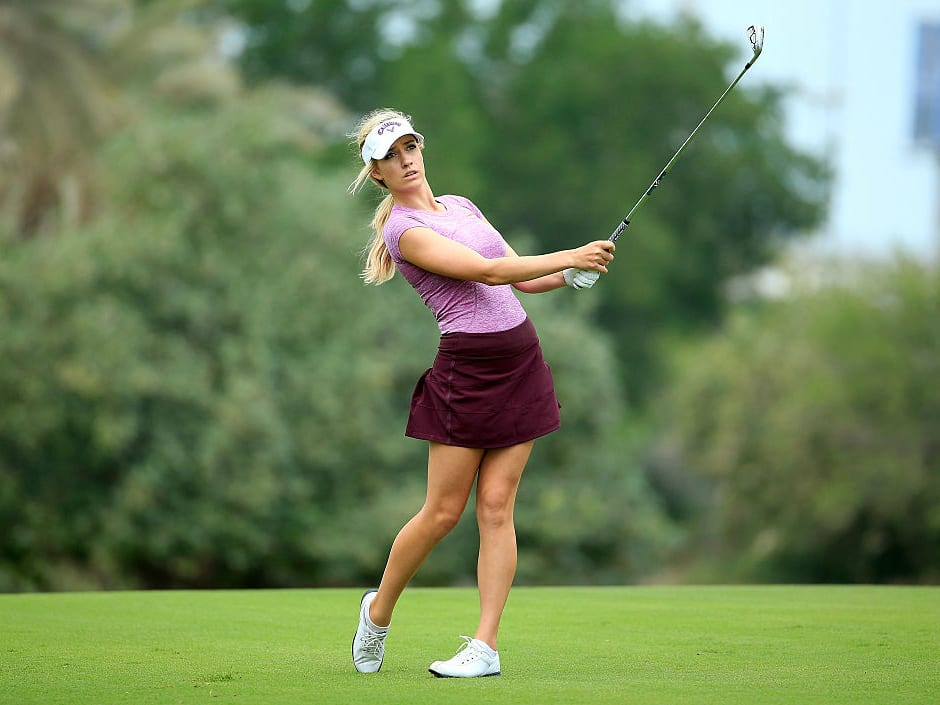 Paige spiranac deemed too sexy for the lpga tour as they bring in strict new dress code